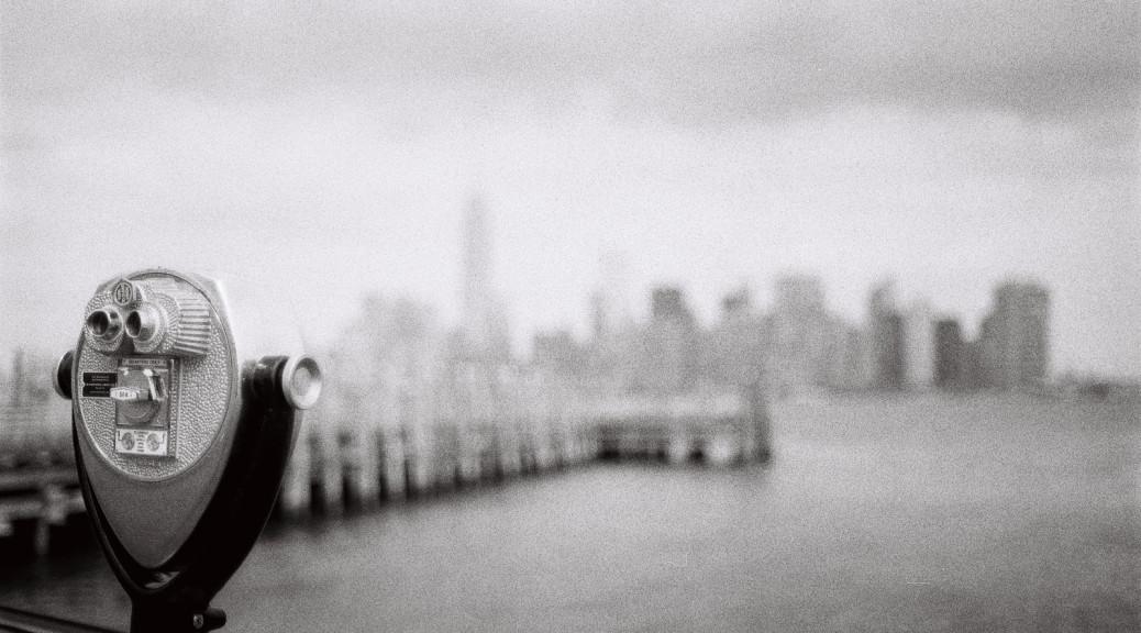 Liberty Island. New York. USA