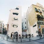 Graffiti. Valencia. Spain
