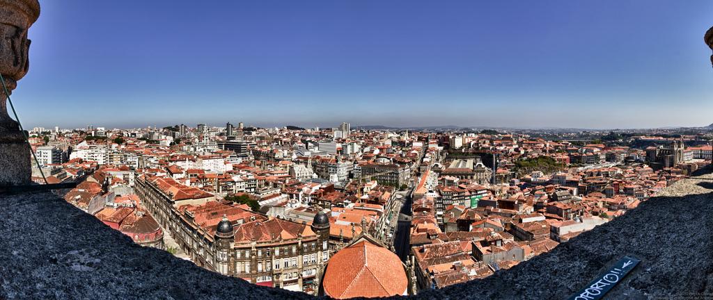 Torre dos Clérigos. Porto. Portugal