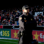 Mestalla Stadium. Valencia. Spain