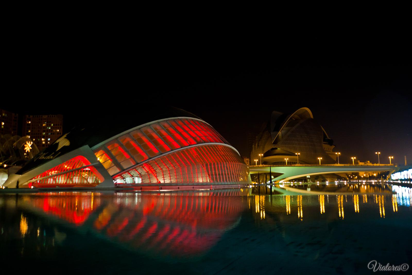L'Hemisfèric. Valencia. Spain
