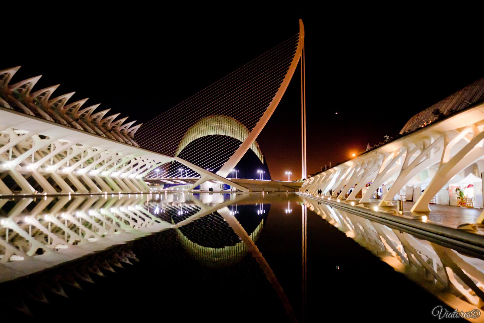 L'Àgora. Valencia. Spain
