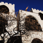 Porta de Serrans. Valencia. Spain