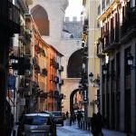 Ciutat Vella. Valencia. Spain