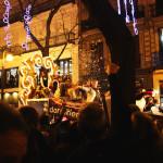 Día de los Reyes Magos. Valencia. Spain