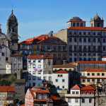 Sé do Porto. Porto. Portugal