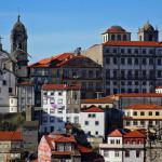 Sé do Porto. Porto. Portugal
