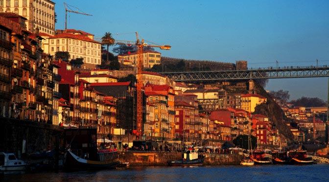 Лучшие виды Порту