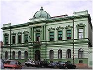 Городской музей Часлава. Městské Muzeum A Knihovna Čáslav