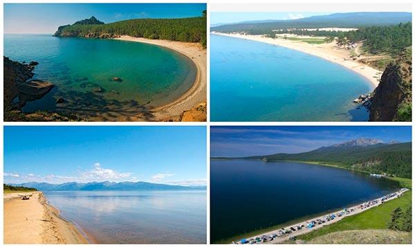 Siberia. Baikal. Russia