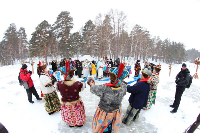Buryatia. Russia