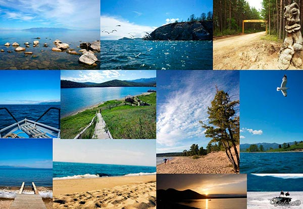 TOP-10 Places Of Russia. Baikal