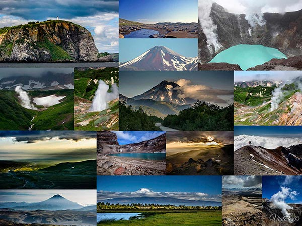 TOP-10 Places Of Russia. Kamchatka
