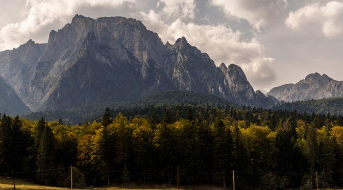 Румыния — страна сказок и легенд