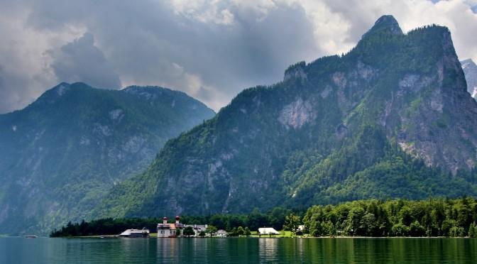 Жемчужина Альп — озеро Кёнигзее