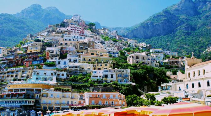 Позитано — жемчужина Амальфитанского побережья