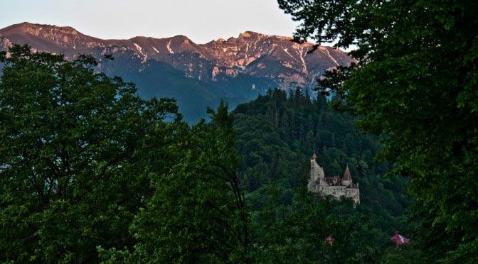 Чудеса Трансильвании: Замок Дракулы
