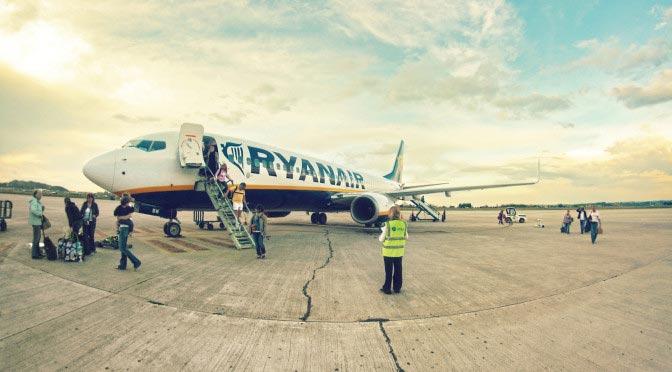 Ryanair — как сэкономить на билетах