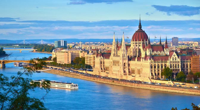 Очаровательный Будапешт