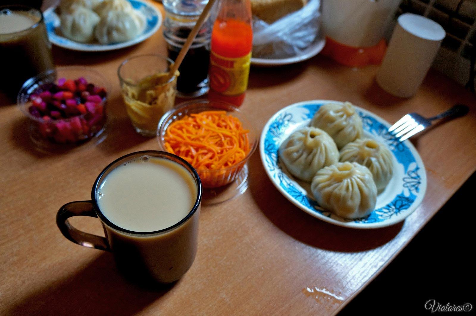 National cuisine of Buryatia