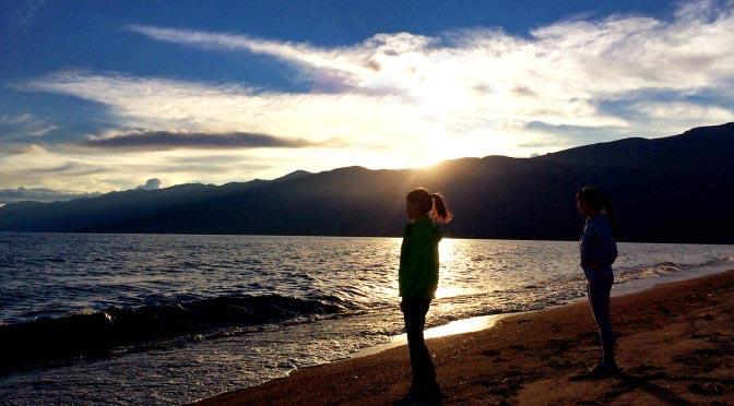 Chivyrkuiskiy zaliv. Baikal