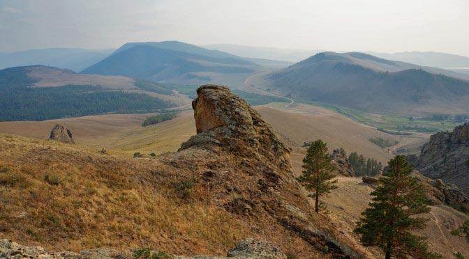 Сувинская саксония Баргузинской долины