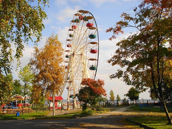 Парк культуры и отдыха. Петрозаводск