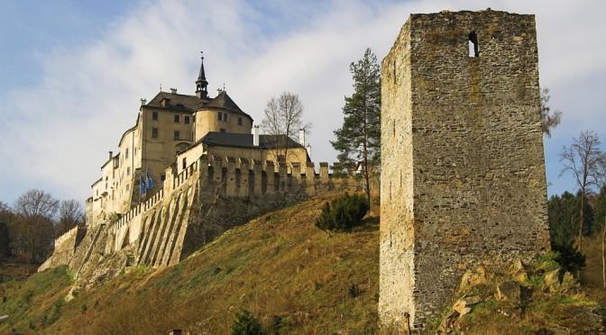 Куда съездить из Праги на один день? Замок Чески-Штернберк