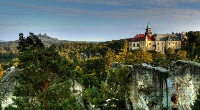 Куда съездить из Праги на один день? Чешский Рай