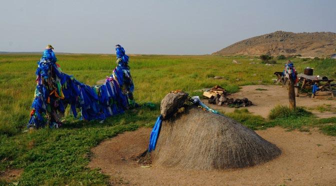 Хозяин Баргузинской долины — «Буха-Шулуун»