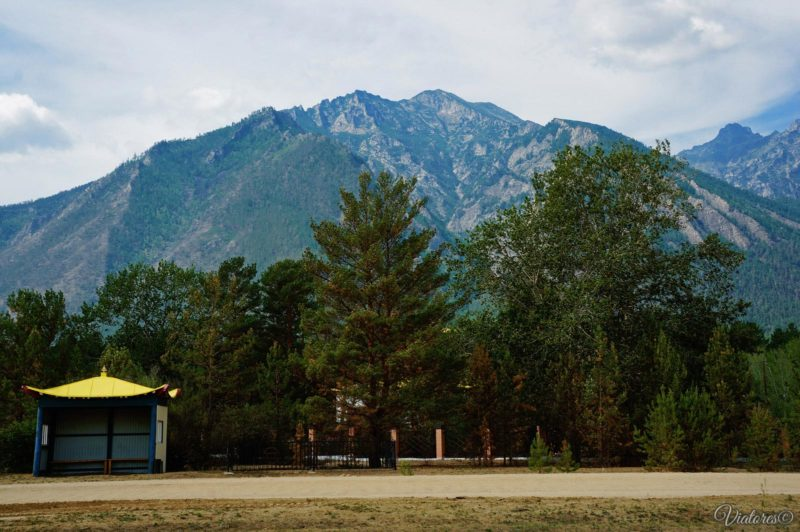 Дворец богини Янжима. Бурятия. Dvorets bogini Yanzhima. Buryatia. Russia