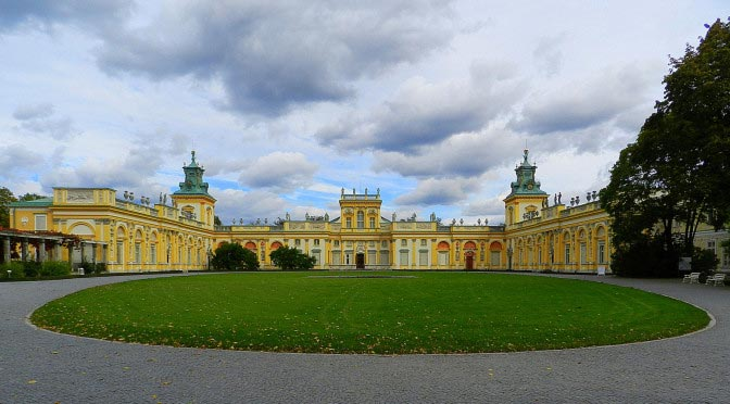 Дворец Вилянув (Wilanówie Palace)
