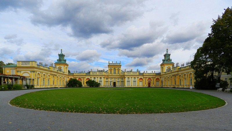 Wilianowie Palace. Warsaw. Poland