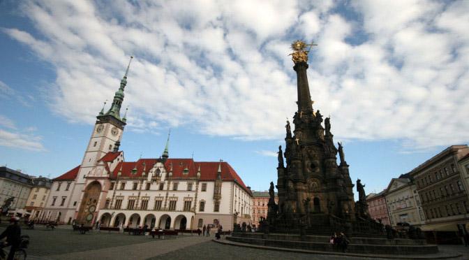 Куда съездить из Праги на один день? Оломоуц