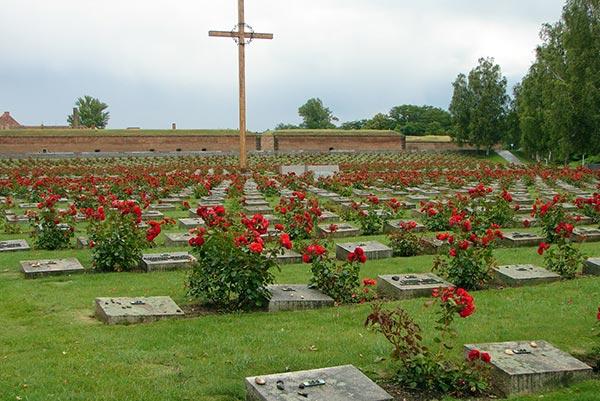 Terezin Theresienstadt. Czech Rebublic