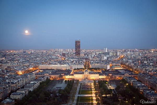 Tour Montparnasse. Paris