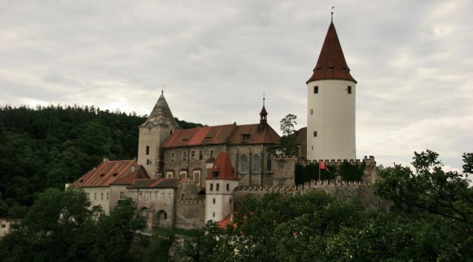 Куда съездить из Праги на один день? Замок Кршивоклат