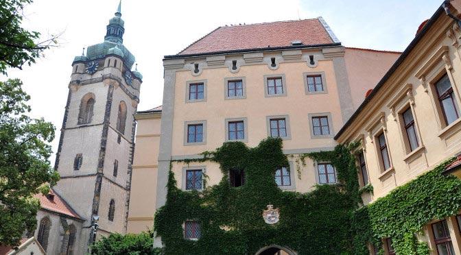 Куда съездить из Праги на один день? Замок Мельник