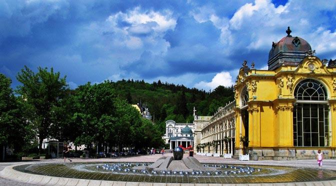 Куда съездить из Праги на один день? Марианске–Лазне