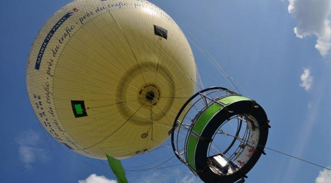 Воздушный шар GENERALI (Ballon GENERALI de Paris)
