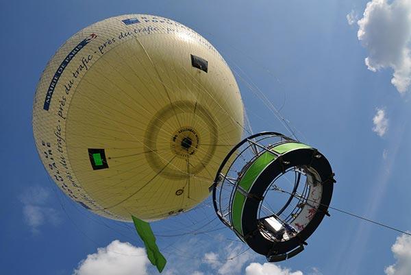 Ballon GENERALI de Paris