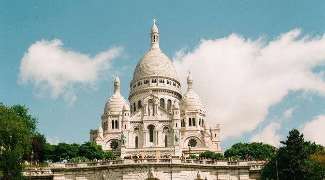 Базилика Сакре-Кёр (Basilique du Sacré Cœur)