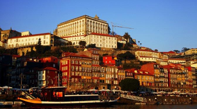 Прогулка на катере по реке Дору (Rio Douro)