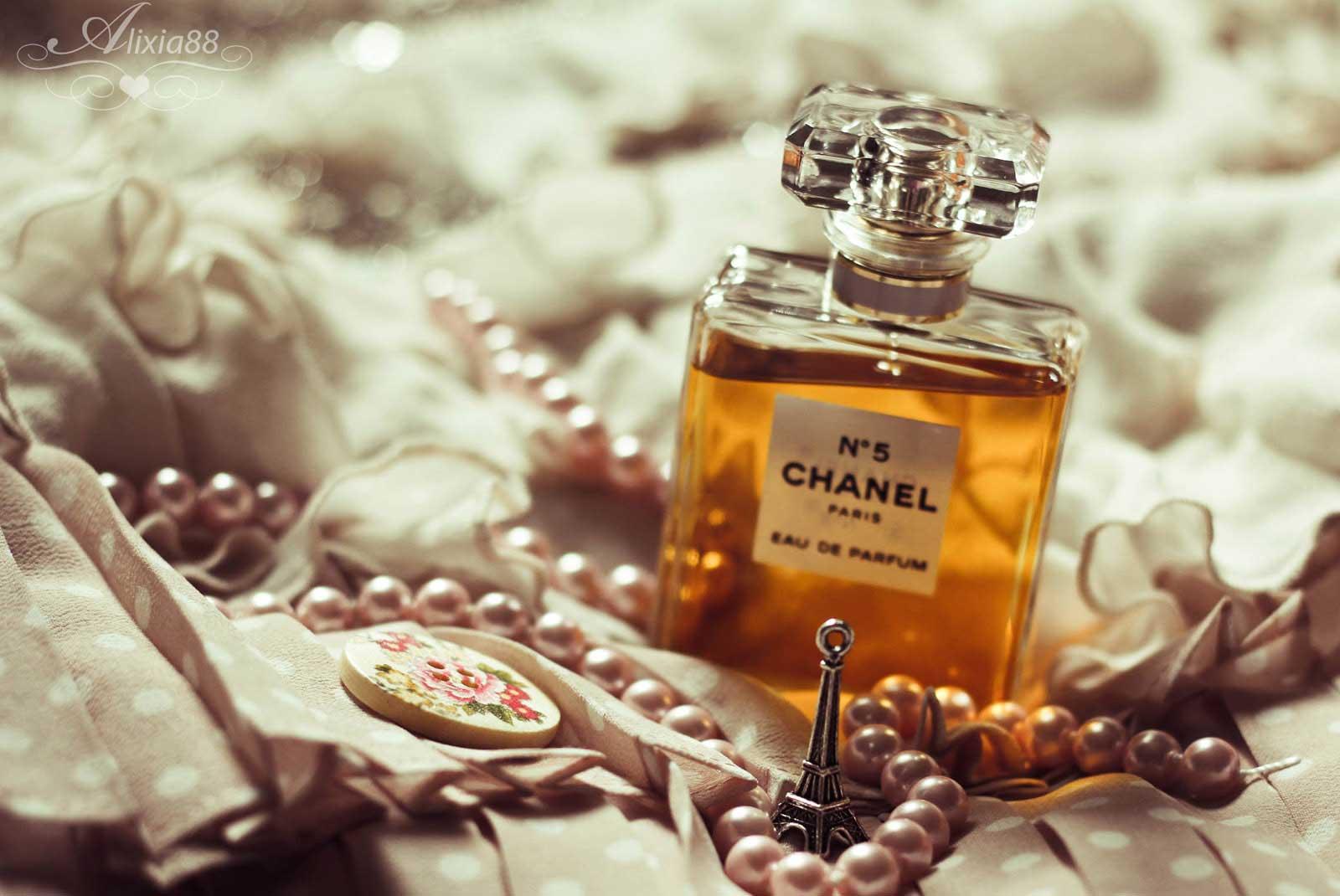 Французский парфюм. Шанель
