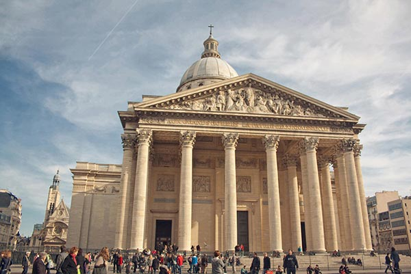Пантеон. Париж. Panthéon. Paris. France