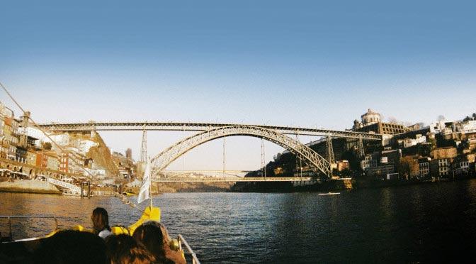 Ponte Luis I. Porto