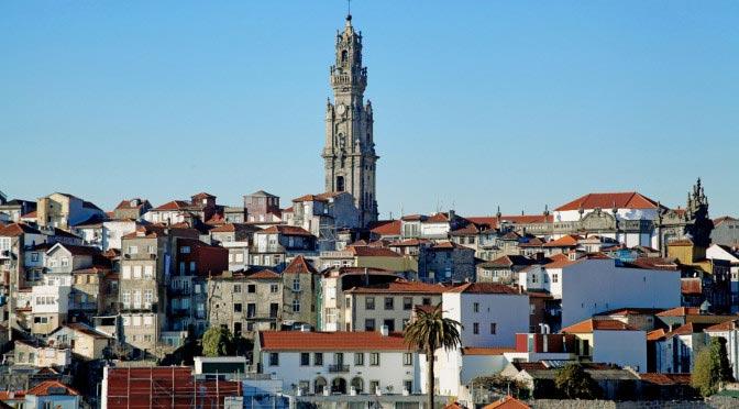 Церковь и башня Клеригуш (A Igreja e Torre dos Clérigos)