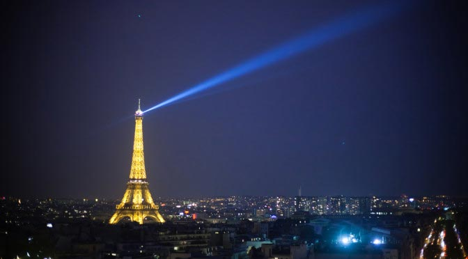 Эйфелева башня (Tour Eiffel)