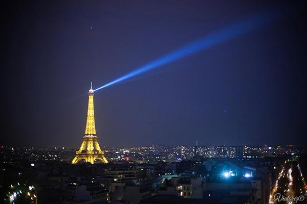 Tour Eiffel. Paris
