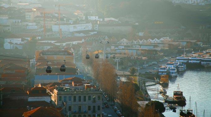 Teleferico de Gaia. Porto